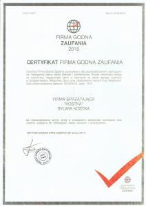 certyfikaty-Kostka-CCI041220180002