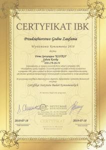 certyfikaty-Kostka-CCI041220180003